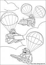 Planes: Fire & Rescue coloring pages on Coloring-Book.info