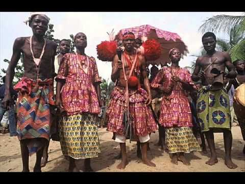 African Benin Vodun Music | 1492-earlier/later Traditional