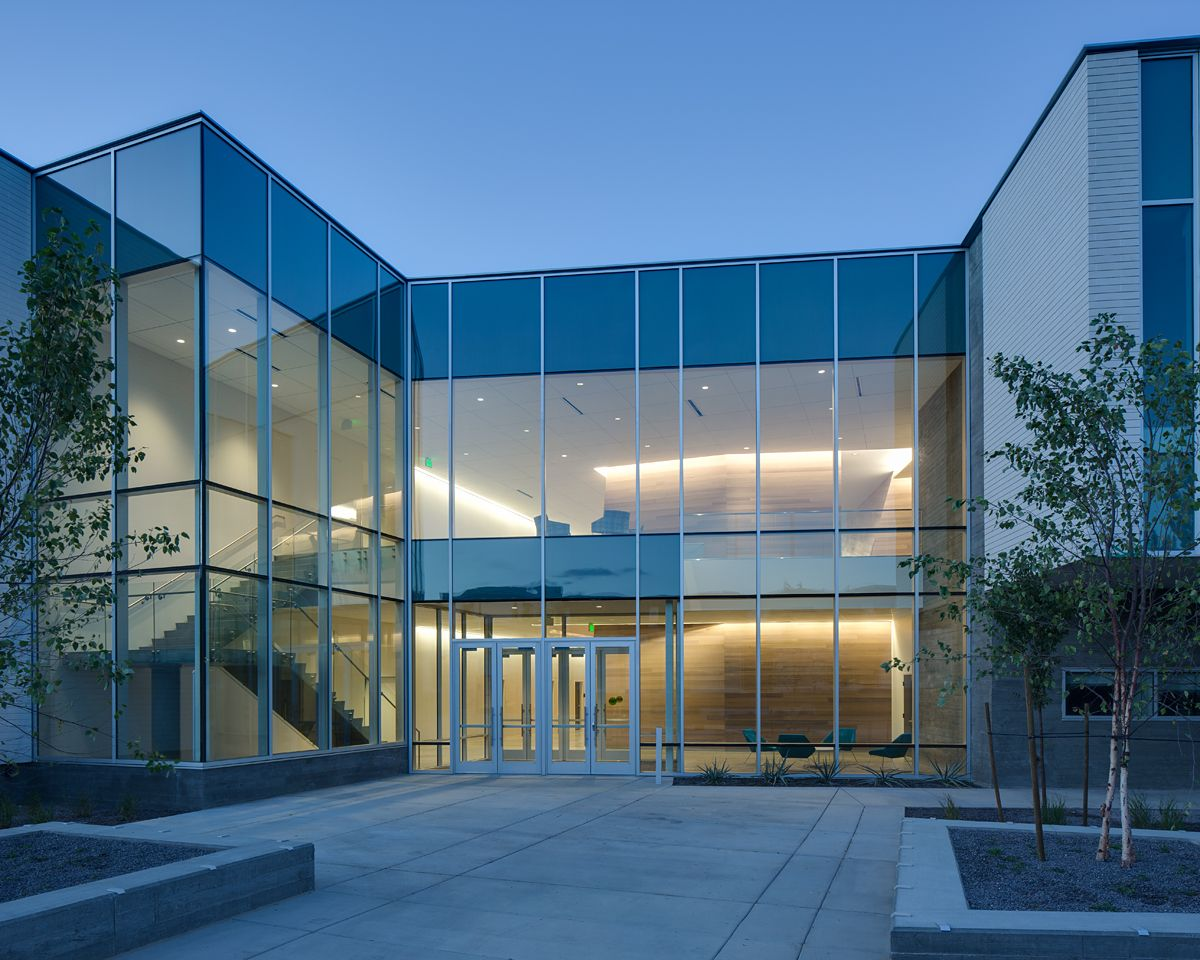 Utah State University Central Instruction And Music Building « Method Studio