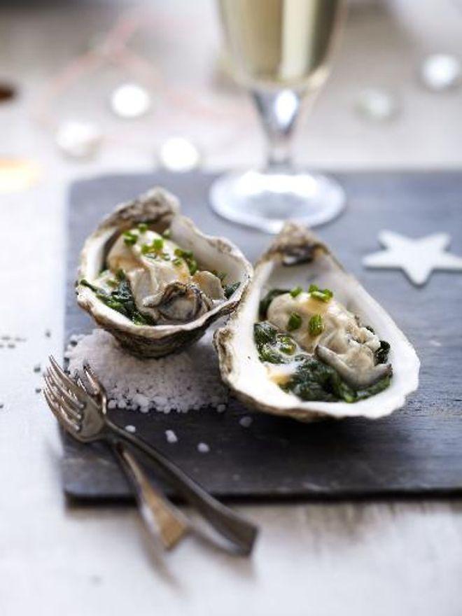 30 recettes originales pour cuisiner l'huître