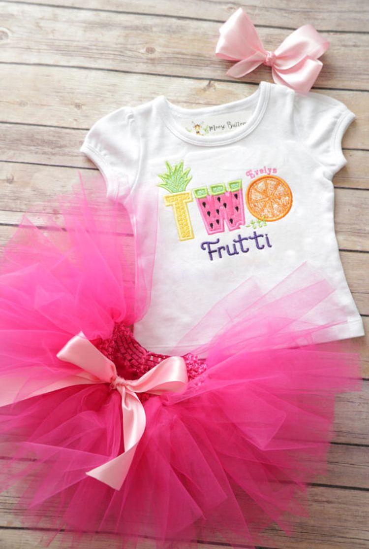 62c109538 Two-tti Frutti Birthday Outfit, Two-tti frutti birthday shirt, Tutti Frutti  outfit, Girls 2nd birthday outfit, Fruit birthday shirt, summer.