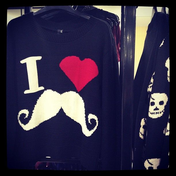 There's still time to get yourself a Movember treat and support a great charity #newlookfahion #movember #moustache