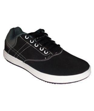 bb238c1305b Lancer ts-171 Black Casual Shoes - Buy Lancer ts-171 Black Casual Shoes
