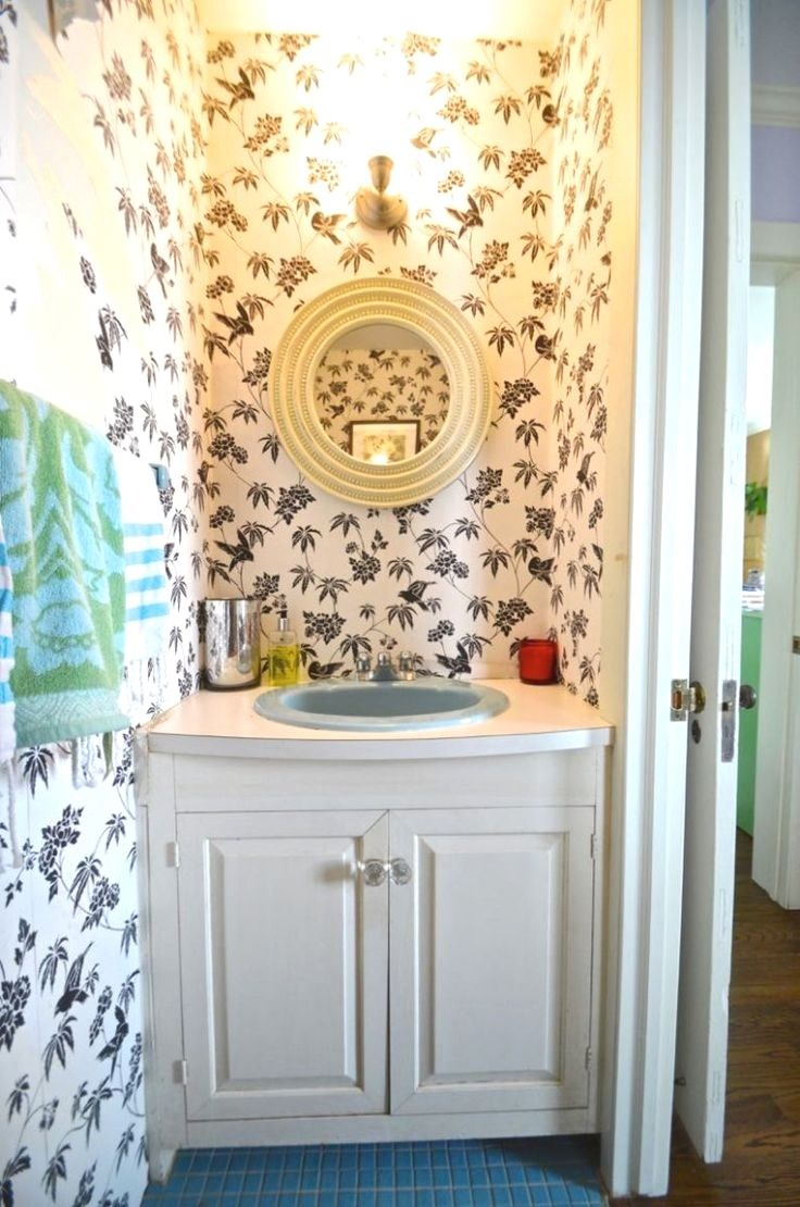 Update An Old Bathroom Sink On A Budget With Paint No