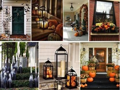 decoration maison halloween