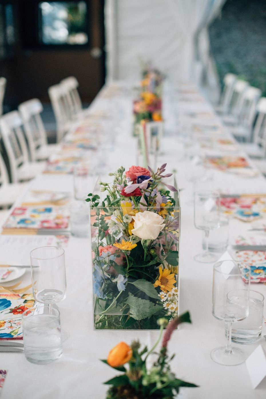 If You Love Flowers this Modern Secret Garden Wedding is for You ...