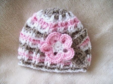 Baby Daughters Hat. Mother and Daughter Free Crochet Hat pattern ...