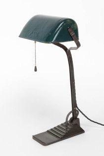 Horax Bauhaus Tischlampe 30er