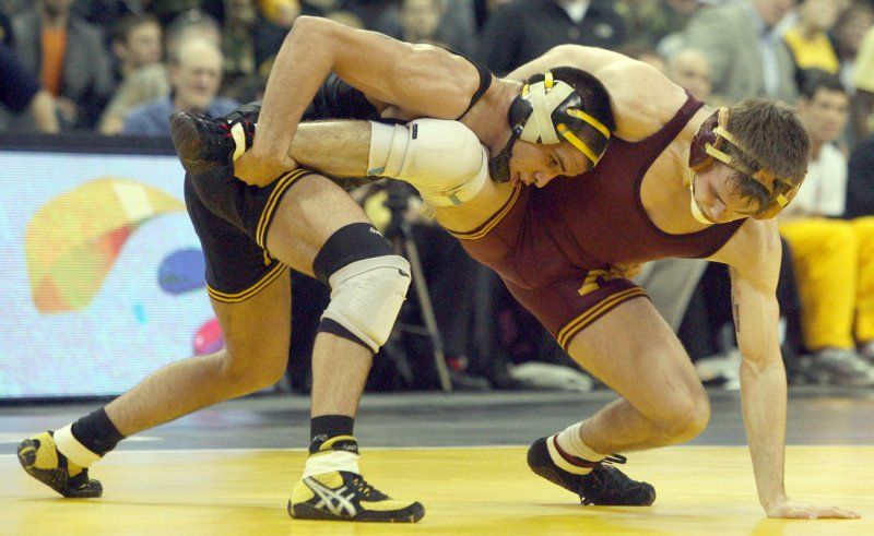 Tony Ramos Sports fights, Olympic wrestling, Iowa