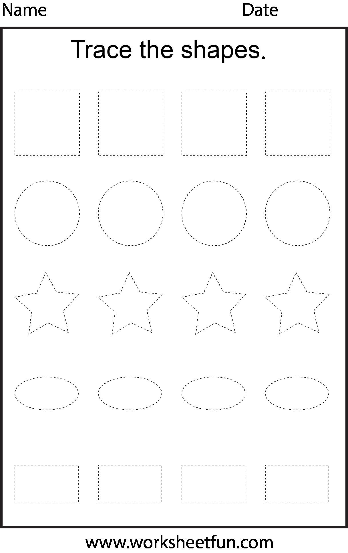 3 Worksheet Match Flowers Trace The Diagonal Lines Great