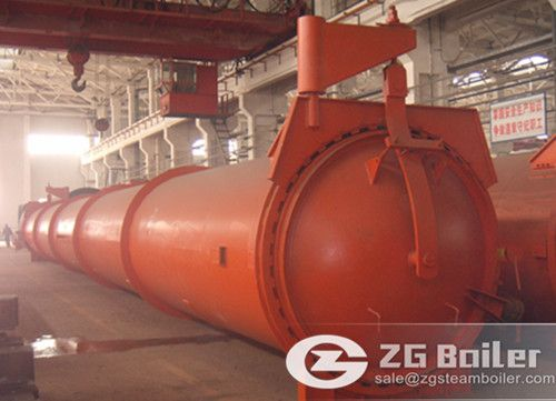 Autoclave for sale manufacturer in India | Biomass fired