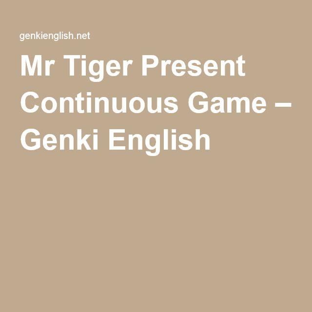 Genki English Phonics Games