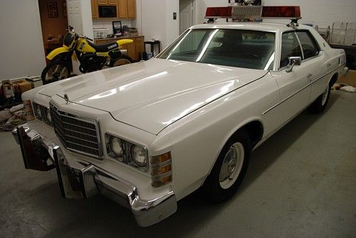 1978 Ford Ltd Ex Louisiana State Police 460 Pi 72k Was Frame Off Restored Ford Ltd State Police Ford