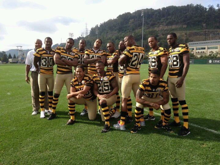 timeless design f2fc7 78263 Steelers Defensive Backs - Throwback uniforms | Steelers ...