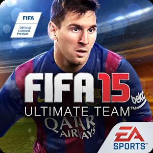 تحميل لعبة فيفا 15 FIFA 15 Ultimate اندرويد (With images