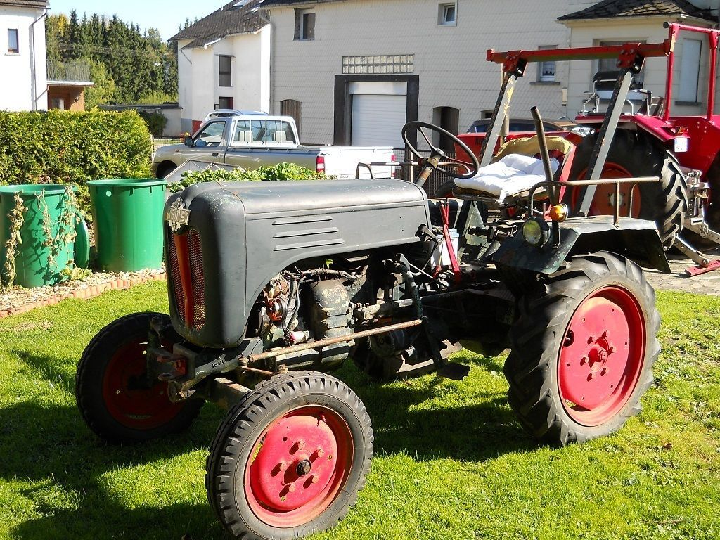 traktor kramer kls 140 hydraulik deutz motor schlepper. Black Bedroom Furniture Sets. Home Design Ideas