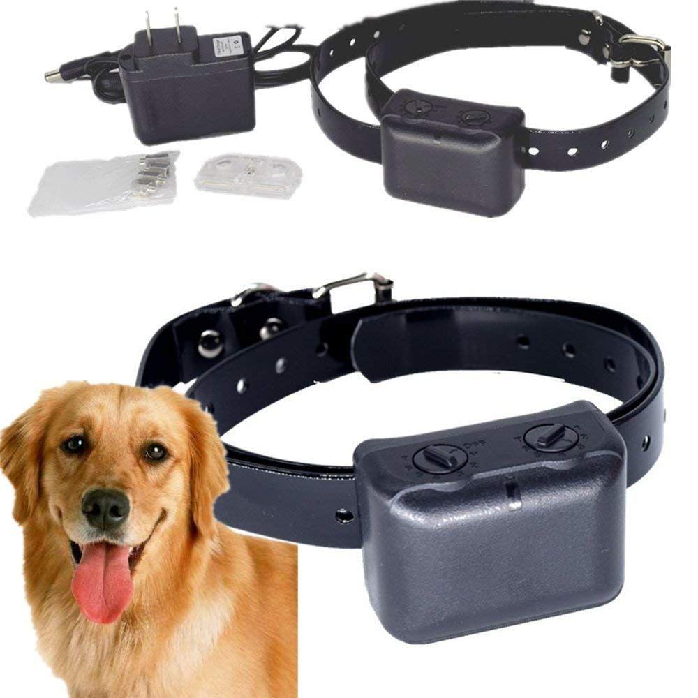 No Bark Collar, Ji Speed USB Rechargeable Dogs Barking