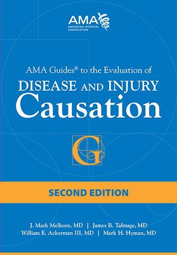 AMA Guides to the Evaluation of Disease and Injury Causation 2e - uconn resume template