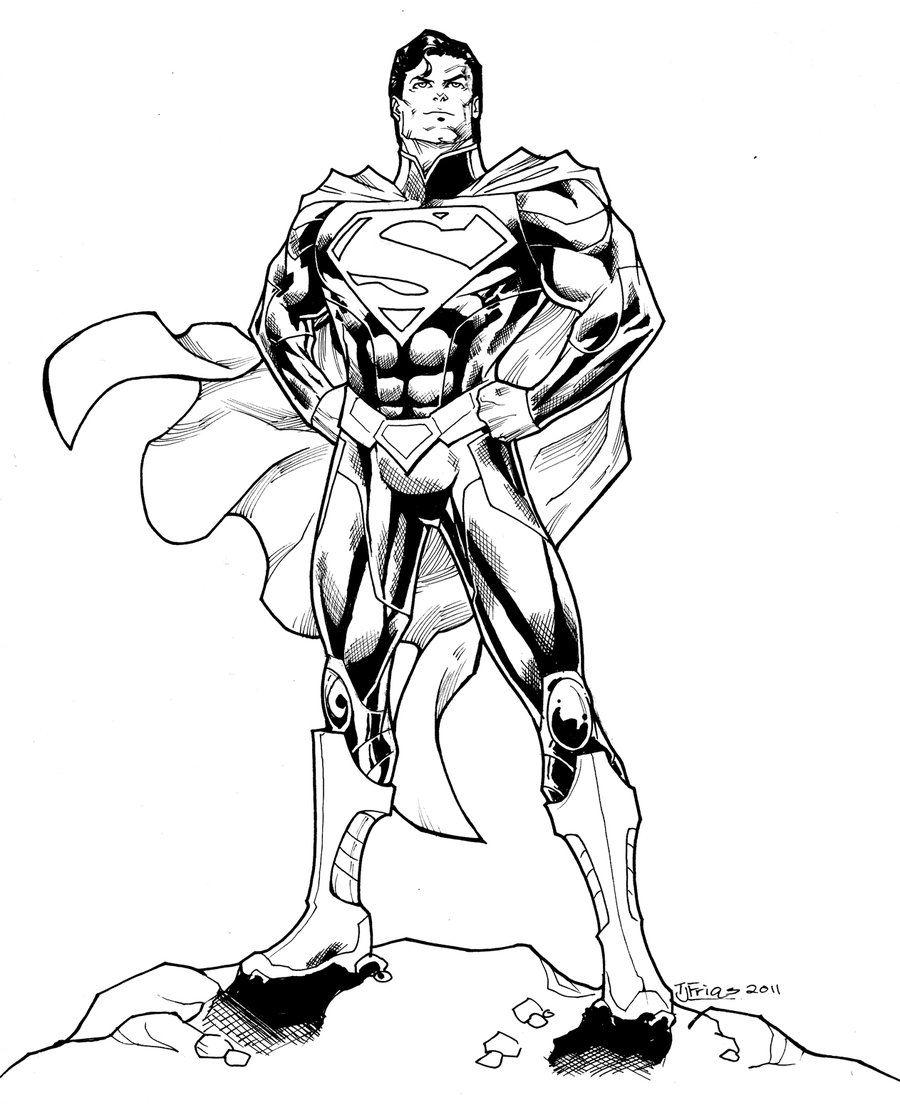 Famoso Colorear Superman Logo Para Colorear Colección - Ideas Para ...