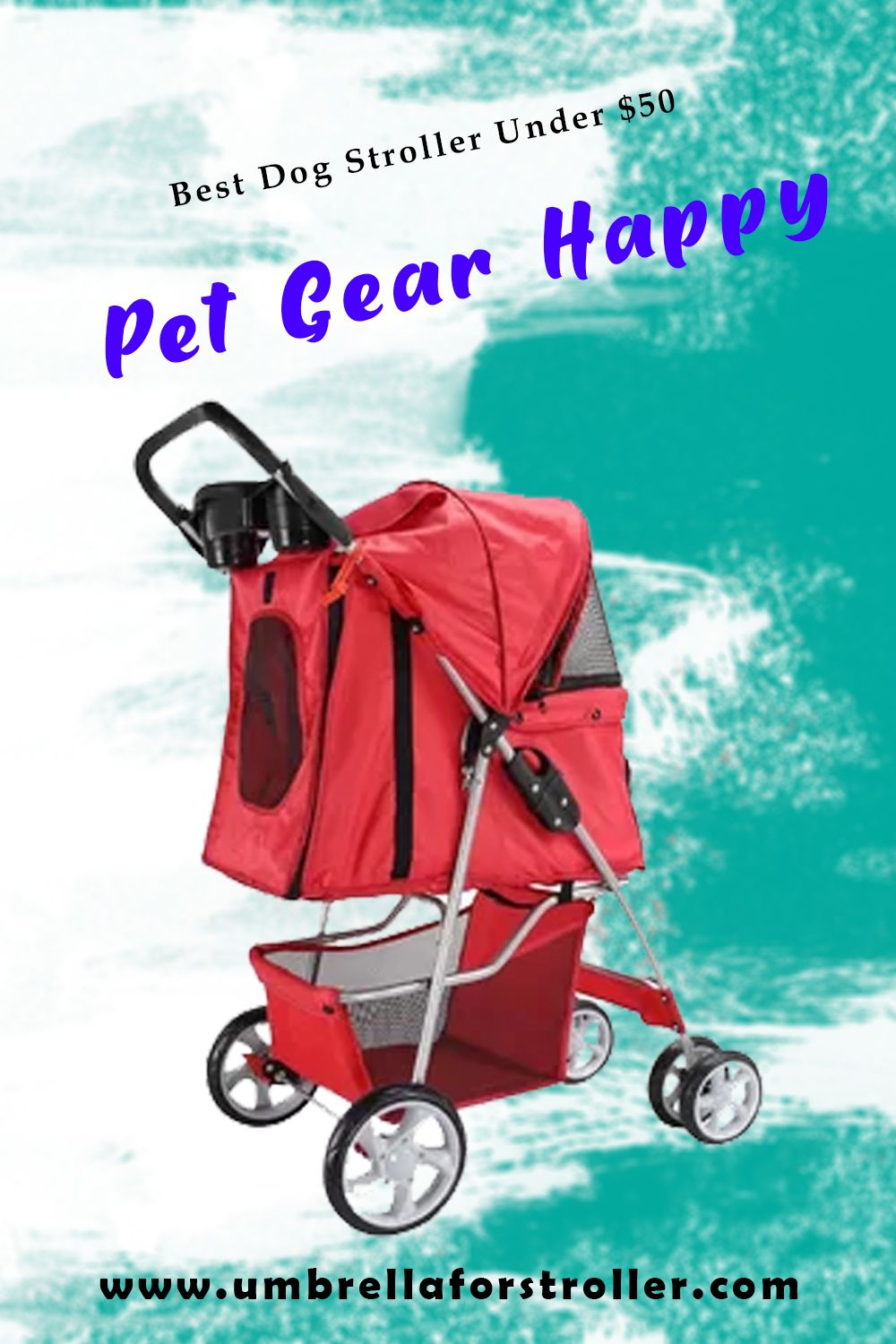 Pet Gear Happy in 2020 Dog stroller, Stroller, Pet gear