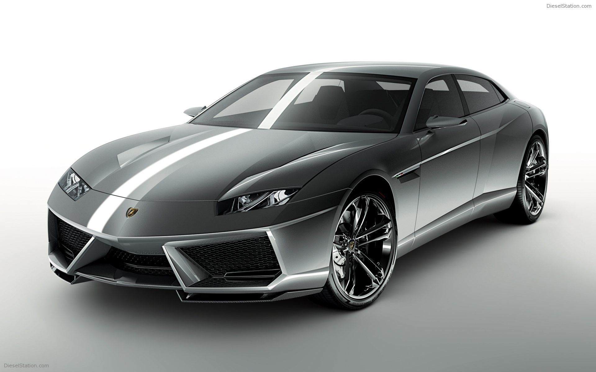Lamborghini estoque sedan sports car