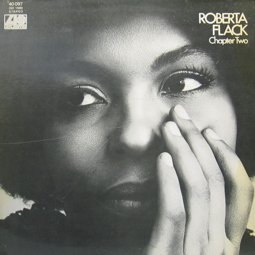 Roberta Flack Chapter Two 1970 Favorite Album Covers