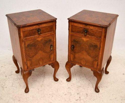 Image result for old bedside table - Image Result For Old Bedside Table ASST_BedsideTable Pinterest