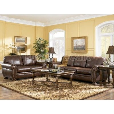 Palmer Walnut Living Room Set Brown Living Room Decor Brown Living Room Living Room Paint