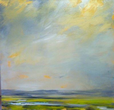 Ritva Porter Gregg Irby Fine Art Abstract Art Landscape