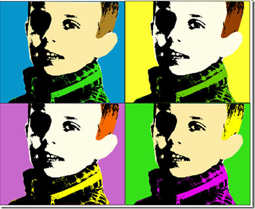 20 Caricature Effect And Andy Warhol Effect Photoshop Tutorials