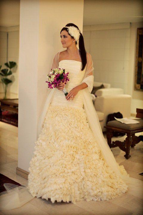 Silvia Tcherassi #wedding #dress // perfect