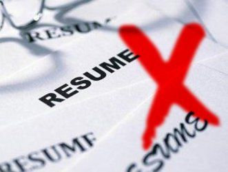 Five Reasons Why Your Résumé Might Get Tossed Out (And other Résumé Don'ts)