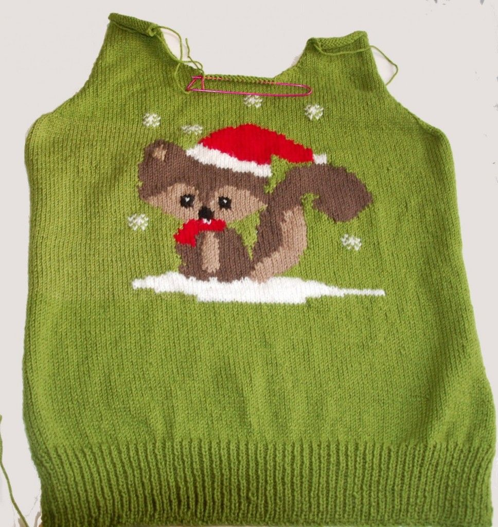 Christmas Jumper Knitting Pattern | Christmas jumpers, Knitting ...