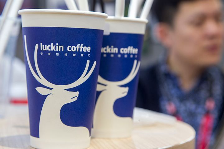 Luckin coffee lands usd150 million in new funds as