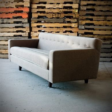toronto style garage rochelle sofa couch gus modern 1500 http