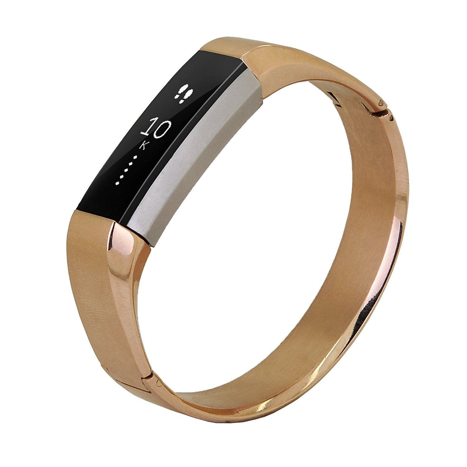 Rose Gold Bracelet Small Wristband Band Strap Accessories For Fitbit Alta Amp Hr Ebay Scheduled