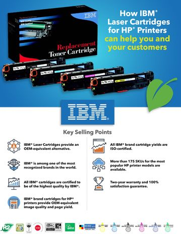 How IBM Laser Cartridges for HP Printers can help you and