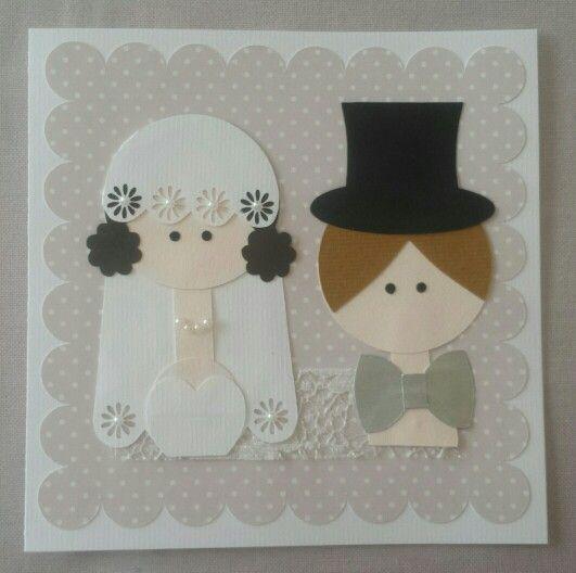 """Pour le mariage de Laure et Gaël, d'après une idée du bloc """"la classe della maestra Valentina"""". Merci à l'auteure!"""