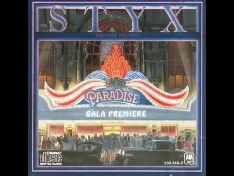 ▶ Styx - A.D. 1928/Rockin' The Paradise - YouTube