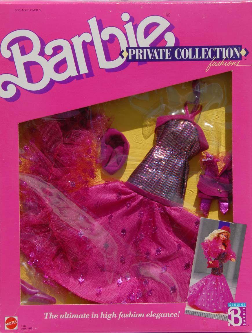 1988 Private Collection Fashions # 1944