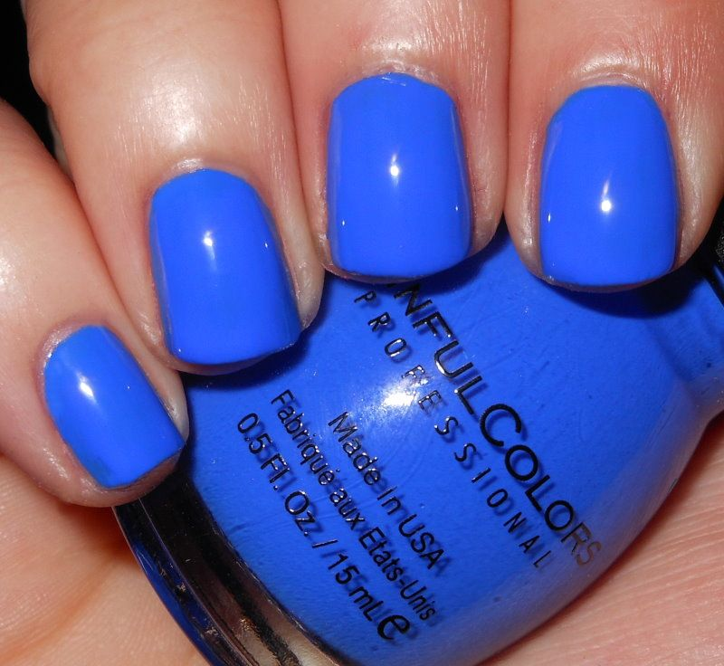 Sinful Colors - Endless Blue | Me encantaEstilo femenino | Pinterest ...