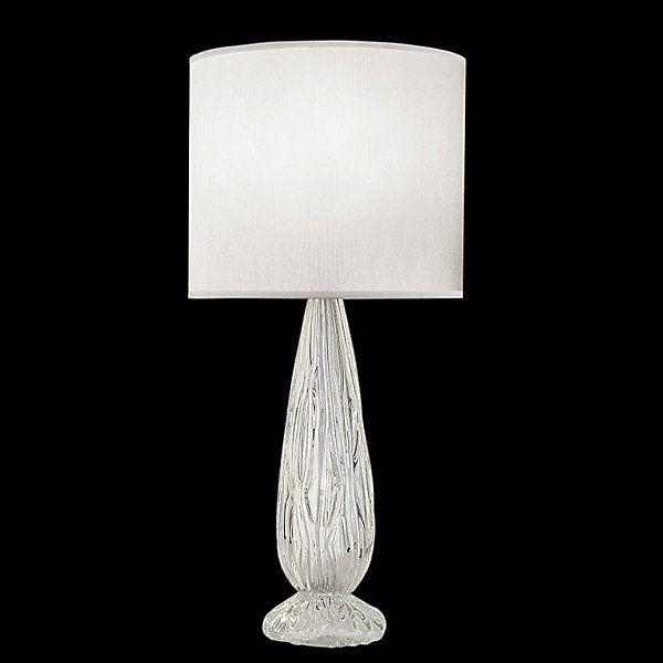 Fine Art Handcrafted Lighting Las Olas Table Lamp In 2021 Fine Art Lamps Fabric Shades Multi Light Pendant