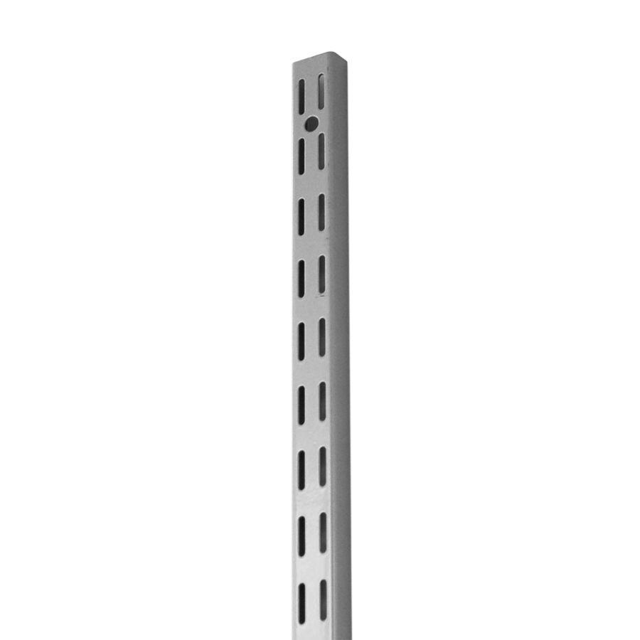 Blue Hawk 0 98 In W X 70 5 In H X 0 57 In D Steel Wall Mounted Shelving Wall Mounted Shelves Grey Shelves Steel Wall