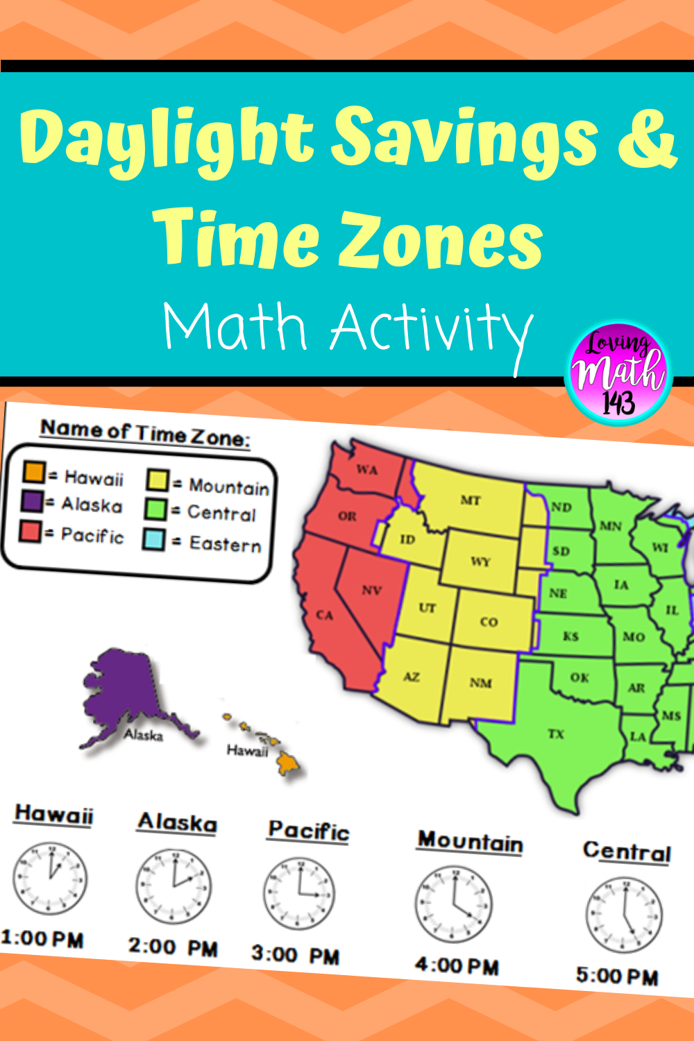 Math Activity for 3rd-6th Grade   Maths activities middle school [ 1500 x 1000 Pixel ]