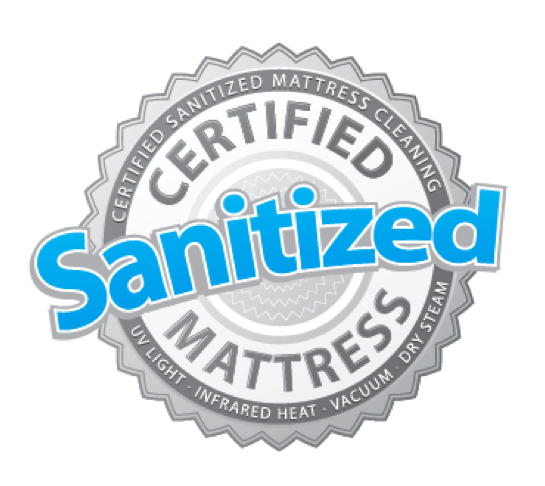SANITIZED STAMP2014 Mattress cleaning, Cleaning, Dust mites