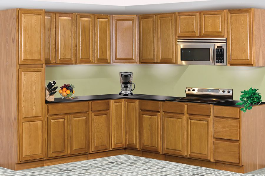 ghi regal oak | assembled kitchen cabinets, rta kitchen