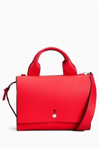 Red Multi Compartment Tote Bag From The Next Uk Online