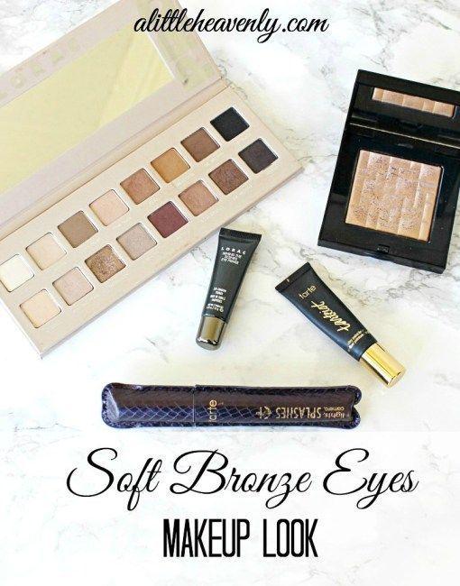 Photo of Soft Bronze Eye Makeup Look – Soft Bronze Eye Makeup Look – – #A …