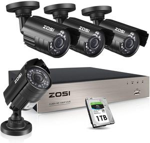Top 10 Best Poe Security Camera Systems In 2021 Reviews Video Security System Security Camera System Best Security Camera System
