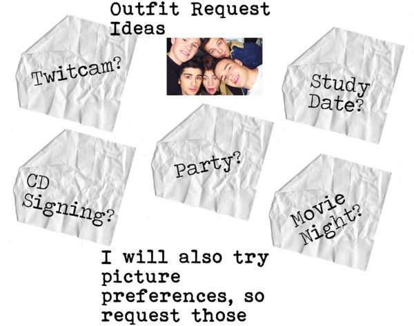"""""""Outfits or Picture Preferences Reqest"""" by ayshiac ❤ liked on Polyvore"""